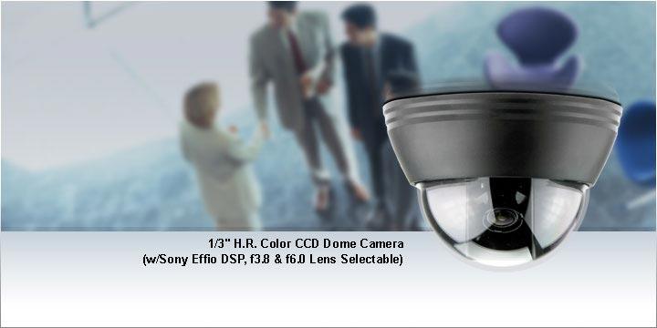 DOME Camera - AVC442A